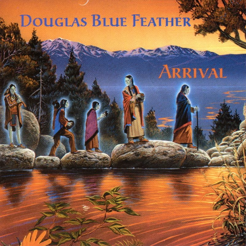 Arrival by Douglas Blue Feather