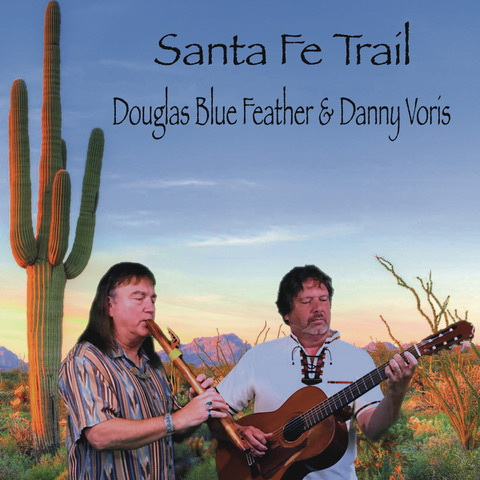 Santa Fe Trail by Douglas Blue Feather